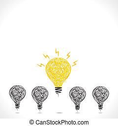 nowy, problem, albo, rozłączenie, idea