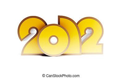 nowy rok, 2012