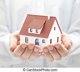 nowy, twój, dom