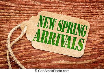 nowy, wycenić skuwkę, przyjazdy, wiosna