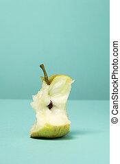 noyau, pomme