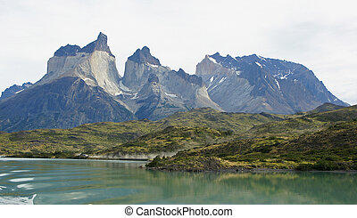NP Torres del Paine, Chile