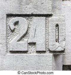 nr., 240