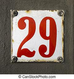 nr., 29