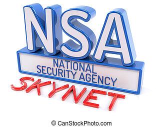NSA SKYNET - National Security Agency