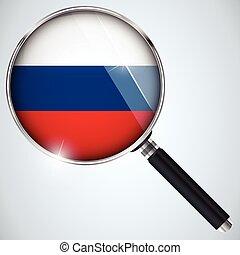 NSA USA Government Spy Program Country Russia