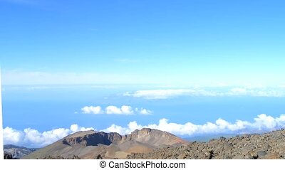 NTSC, Time lapse Teide - Time lapse from 3.600 meters...