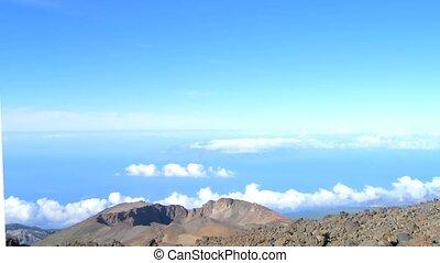 NTSC, Time lapse Teide
