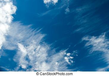 nuages, 1