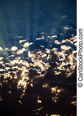 nuages, après-midi