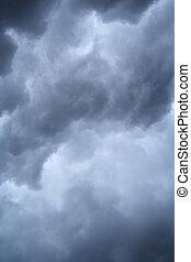 nuages, orageux