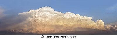 nube cumulus