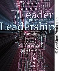 nube, liderazgo, palabra, encendido