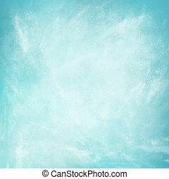 nubi, su, uno, textured, vendemmia, carta, fondo, con, grunge, stai