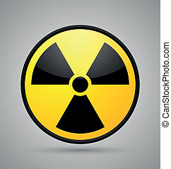 nucleair, symbool