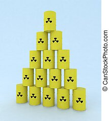 nuclear bins
