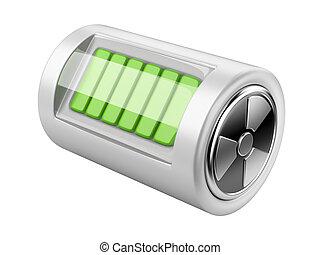 Nuclear energy battery