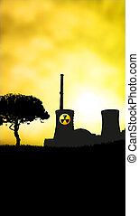 nuclear, peligro