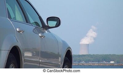 Nuclear Plant and Automobile