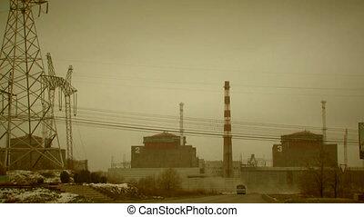 Nuclear power blocks