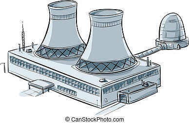 Nuclear Power Station