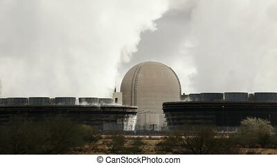 Nuclear Power Station - Palo Verde Nuclear Generating...