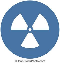 Nuclear radiation symbol