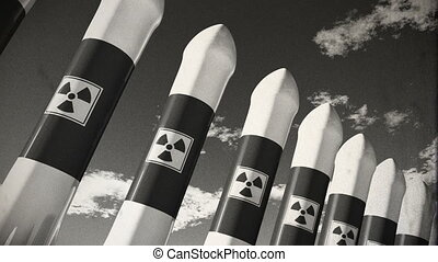 Nuclear Rockets 18 vintage - Nuclear Rockets Ready to Launch...