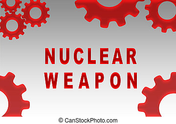 NUCLEAR WEAPON concept