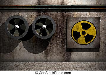 nucleare, simbolo