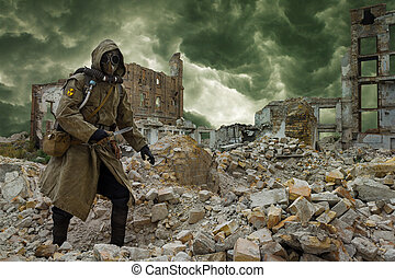 nucleare, superstite, apocalisse