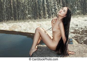 nudo ragazza immagine com