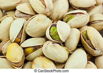 nueces pistacho