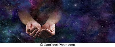 nuestro, abundante, universo