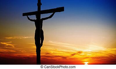 nuestro, cristo, salvador, jesús