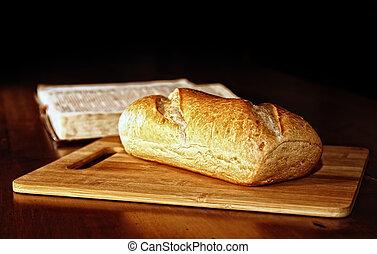 nuestro, diario, bread