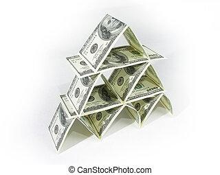 nuestro, dinero, your..