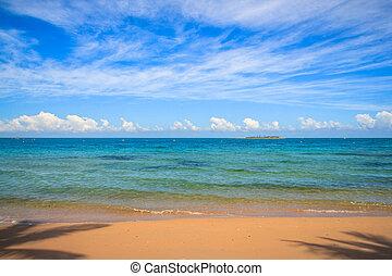 nueva caledonia, playa