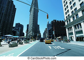 nueva york, calle