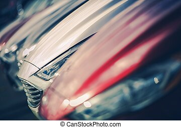 nuevo, coches, en venta, en, concesión