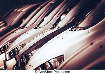 nuevo, coches, en venta