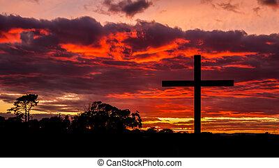 nuevo día, cruz