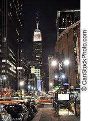 nuevo, imperio, york