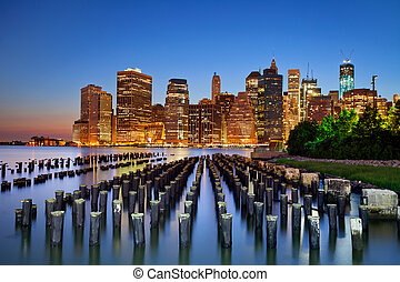 nuevo, manhattan, city., york