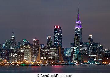 nuevo, manhattan, city., york