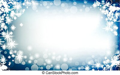 nuevo, navidad, plano de fondo, año