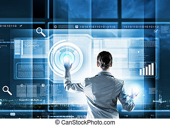 nuevo, tecnologías
