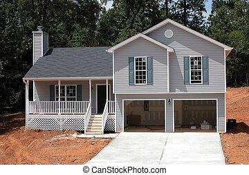 nuevo, venta, hogar