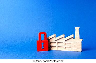 nuisible, padlock., droit & loi, production., sanctions,...