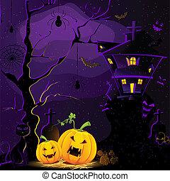 nuit halloween